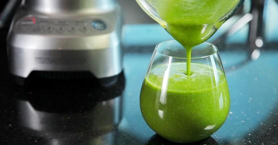 salad smoothie