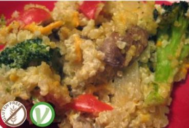 quinoa-and-veggie-casserole