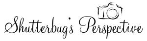 Charlottes logo shutterbug perspective