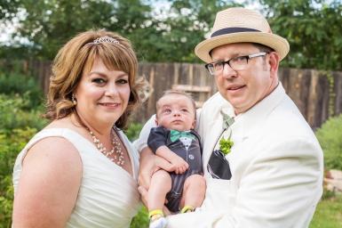 Wedding Day, Aug. 2014